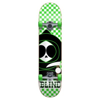 Planche Skateboard Complet Blind Kenny Neon Green