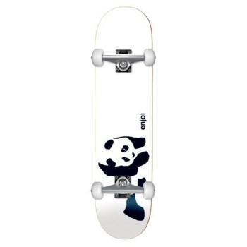 Planche Skateboard Complet Enjoi Panda White
