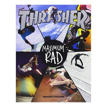 Trasher Book Maximum Rad