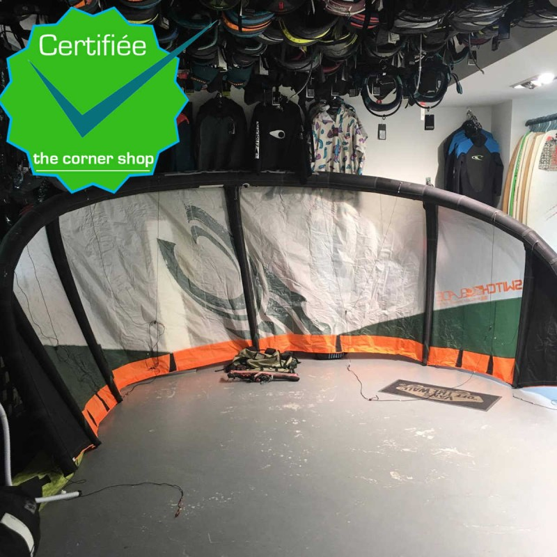 Cabrinha SwitchBlade 12M 2011 (COMPLETE)