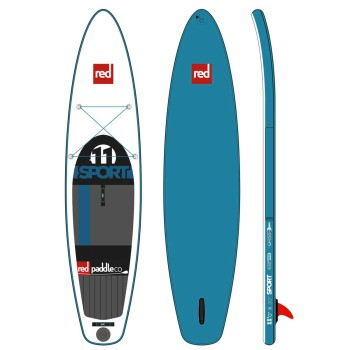 SUP Gonflable Red Paddle SPORT MSL Fusion