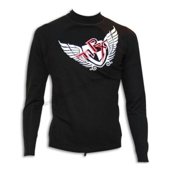 NPX Heatseeker L/S Black