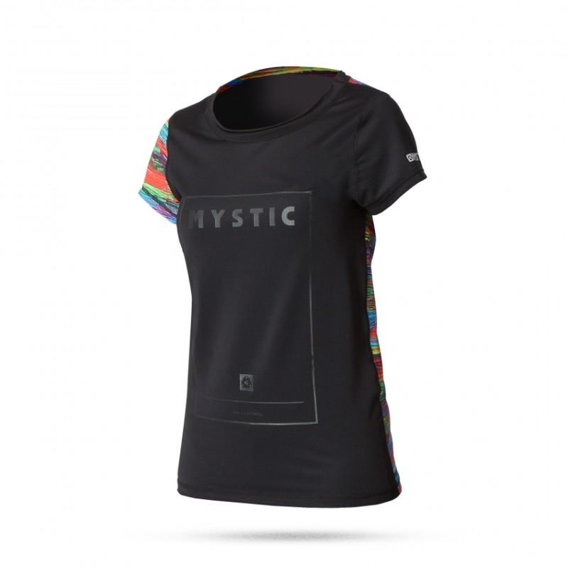 Lycra Mystic S/S Dazzled Woman
