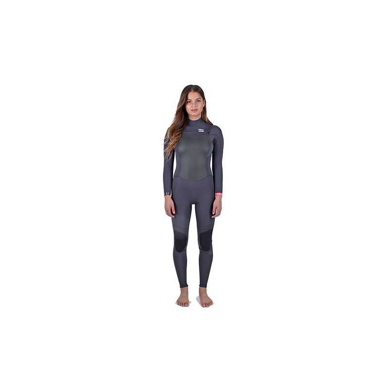 Combinaison Billabong Synergy 5/4mm FrontZip 2018