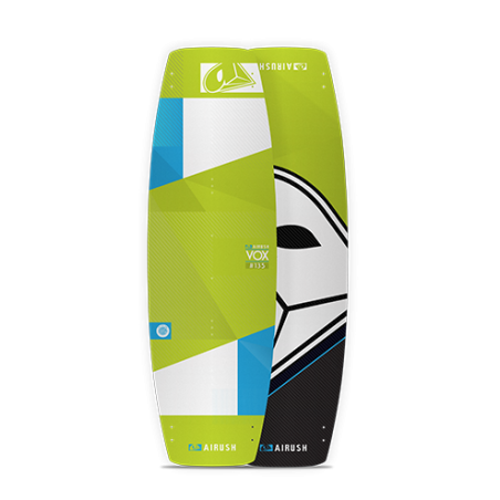 Planche Airush Vox 2015, Complète