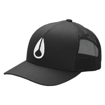 Casquette Nixon Iconed Black