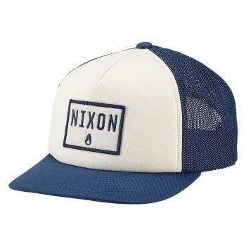 Casquette Nixon Trucker Bend Indigo