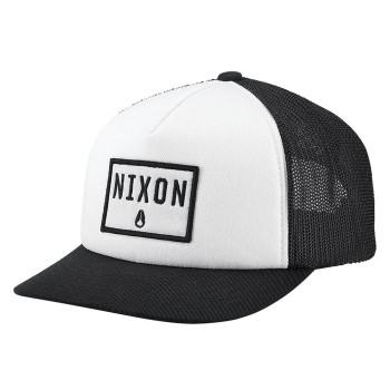 Casquette Nixon Trucker Bend Black
