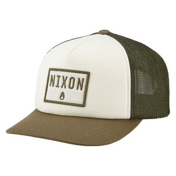 Casquette Nixon Trucker Bend Black (copie)