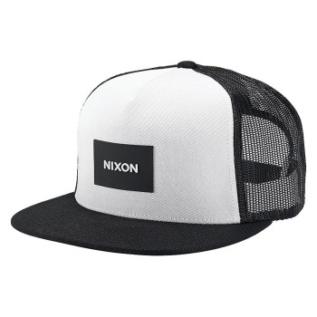 Casquette Nixon Team Black