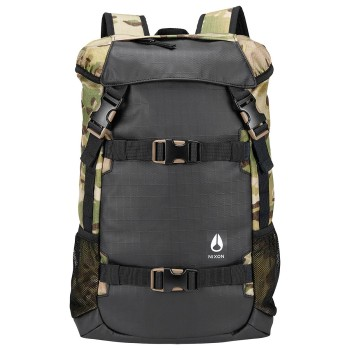 Sac à dos Nixon Small Landlock II Multicam