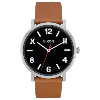 Montre Nixon Porter Leather