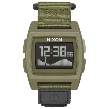 Montre Nixon Base tide Nylon Army