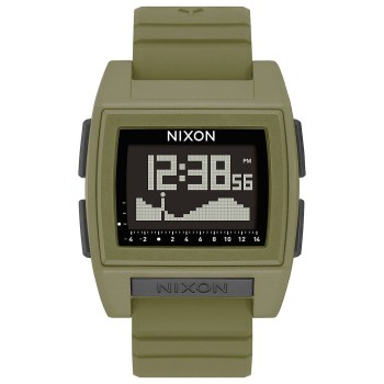 Montre Nixon Base tide PRO Army