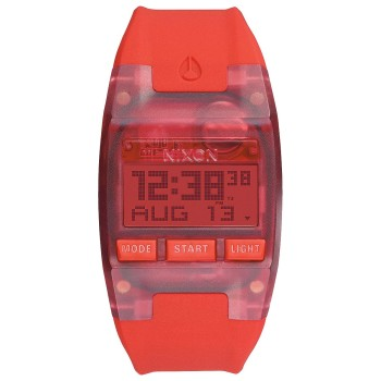 Montre Nixon Comp All Red