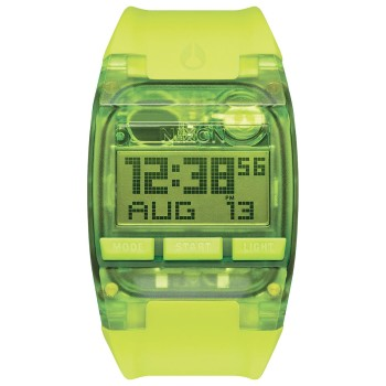 Montre Nixon Comp All Neon Green