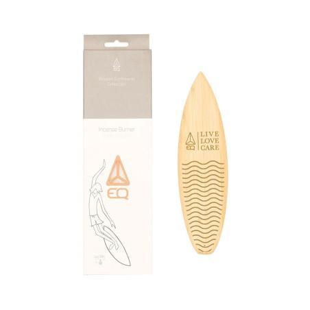 Porte encens surf bamboo Ombak