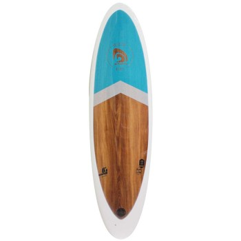 Planche de Surf Surfactory EGG Wood