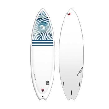 Planche de Surf Surfactory Fish