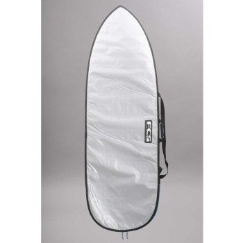 Housse Surf FCS classic Fun Board Silver