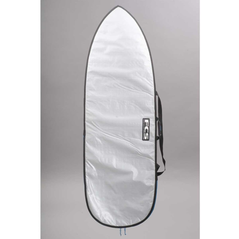 Housse Surf FCS classic Fun Board Silver