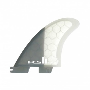 Ailerons Surf FCS II Reactor PC Carbon Charcoal