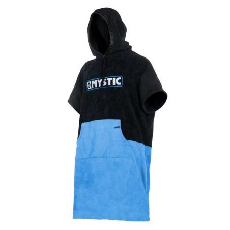 Poncho Mystic Bleu