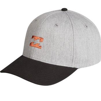 Casquette Billabong Emblem Snapback Grey Heater