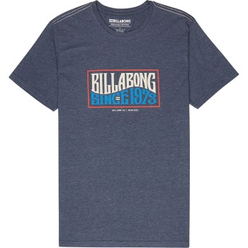 T-Shirt Billabong Wave Daze Navy Heather