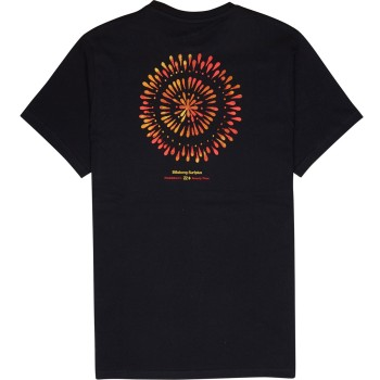 T-Shirt Billabong Barra Black