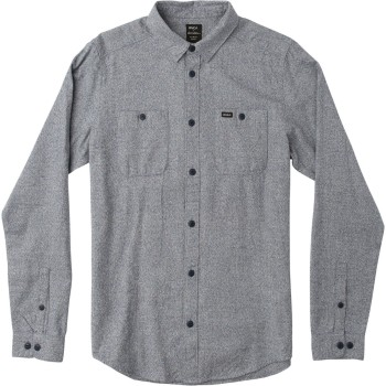 Chemise RVCA Twisted Shady Blue