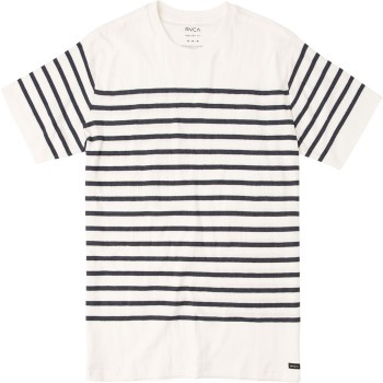 T-Shirt RVCA Dean Stripe
