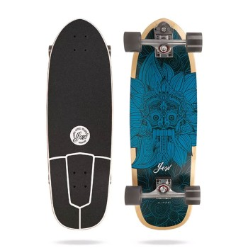 Surf skate YOW Lakey Peak 32'' High Performance Series