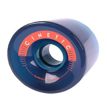 Roues YOW Lynx 62mmx46mm 84A Cinetic Wheels Pack (4)