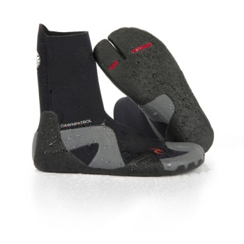 Chaussons Rip Curl Dawn Patrol Split Toe 5mm - 2019