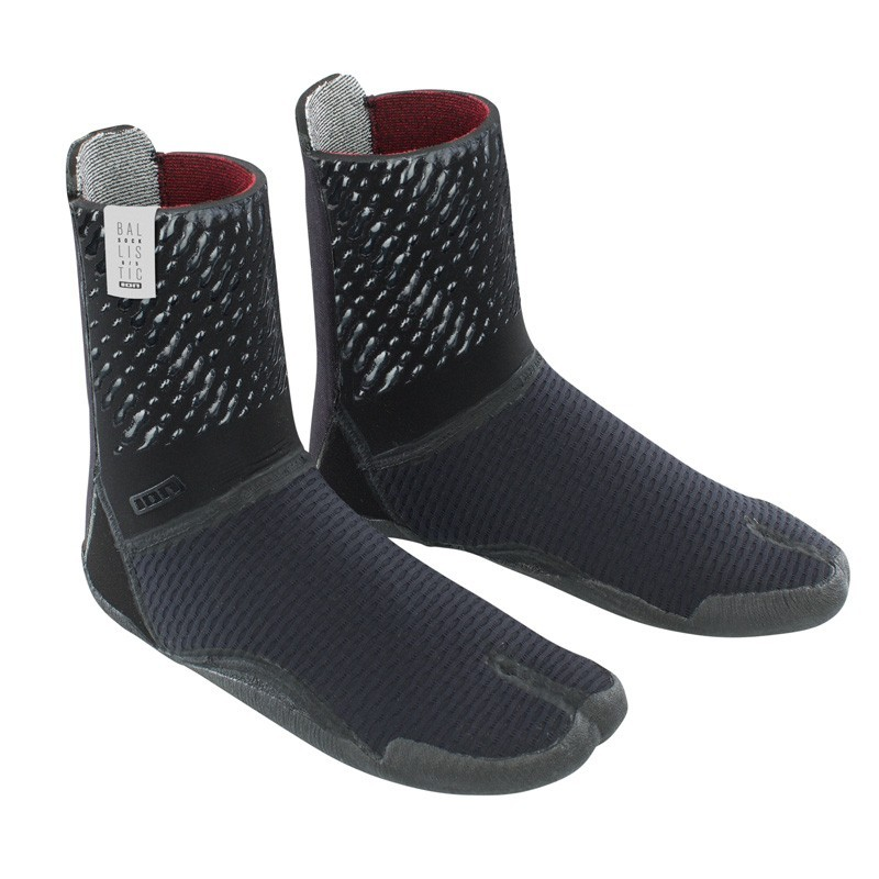 Chaussons ION Ballistic Socks 6/5 Black 2018