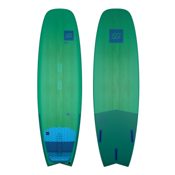 Planche Kitesurf North Whip CSC 2017, Nue