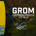 Planche Naish Grom 2017, Nue
