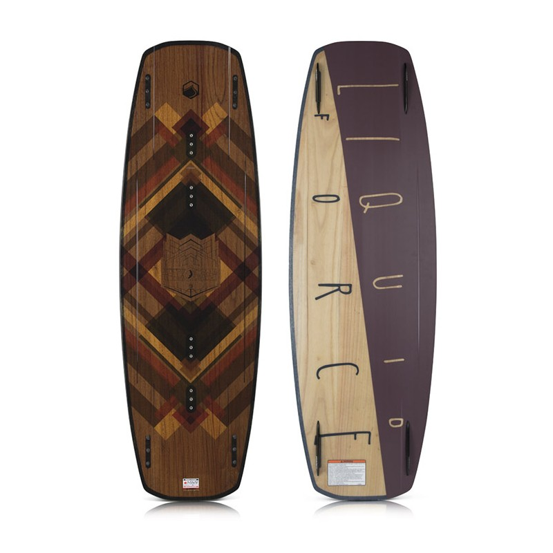 Planche wakeboard Liquid Force FLX 2018 Taille