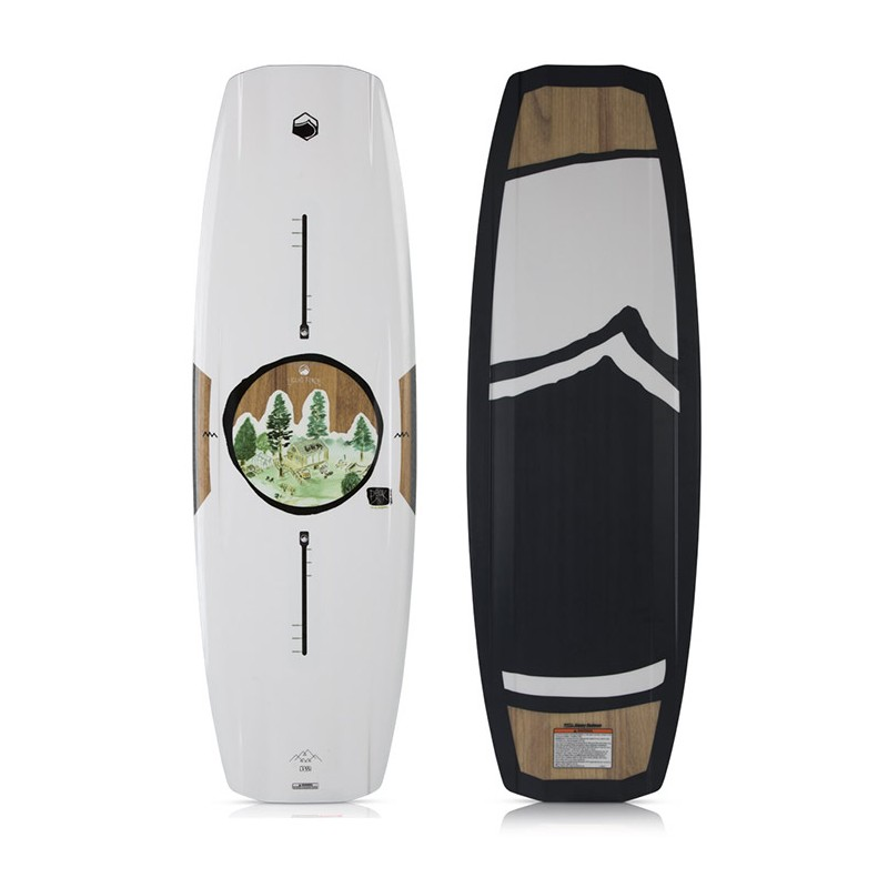 Planche wakeboard Liquid Force PEAK 2018 Taille