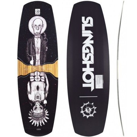 Planche Wakeboard Slingshot Coalition 2018 Taille