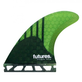 Ailerons Futures 5-Fins Stamps Generation Series M