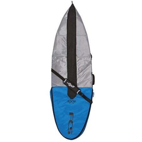 Housse de surf FCS Dayrunner Short-Board bleu