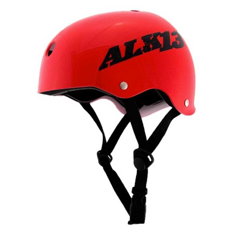 Casque ALK13 classic red