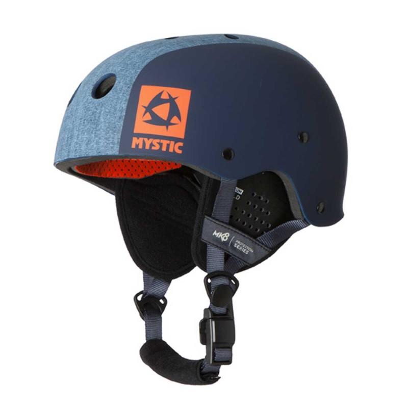 Casque Mystic MK8 X Helmet Denim