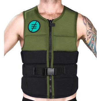 Impact vest Ride Engine Atlas Green