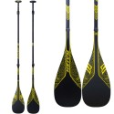 Pagaie Naish SUP Carbon 85 Vario RDS 3 parties