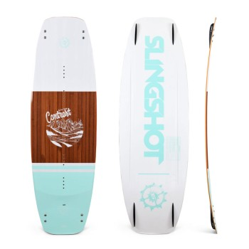 Planche Wakeboard Slingshot Contrast 2019 Taille