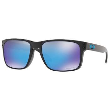 Lunettes de soleil Oakley Holbrook Polished Black / Prizm Sapphire
