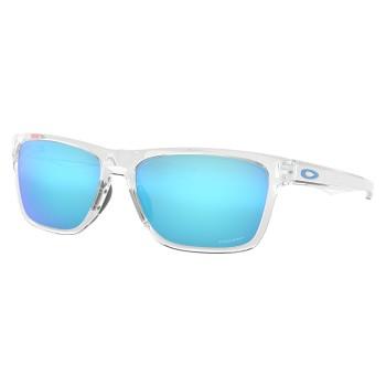 Lunettes de soleil Oakley Holston Polished Clear / Prizm Sapphire